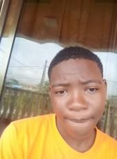 Shakai alleyne, 18, Guyana, Georgetown