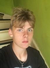 Asbjørn, 21, Denmark, Copenhagen