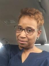 Irma Stewart , 57, United States of America, Jackson (State of Mississippi)