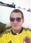 Jorge Octavio, 50  , Bogota