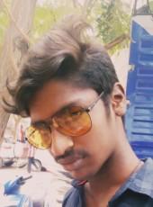 Sandeepkumar D, 19, India, Chennai