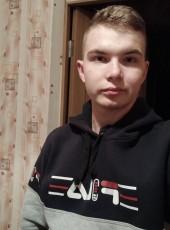 Aleksey, 19, Belarus, Hrodna
