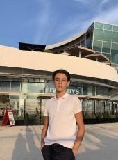 Maksim, 18, Russia, Mytishchi