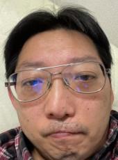 勉, 47, Japan, Yao