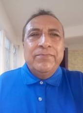 Juan Carlos , 63, Mexico, Mexico City