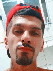 Jhonny Gomez, 27, Brazil, Rio de Janeiro