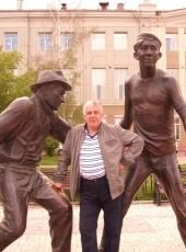 Anatolii Mironov, 70, Russia, Irkutsk