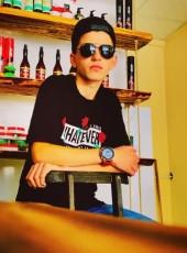 Himmet, 19, Turkey, Istanbul
