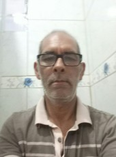 José Bento corre, 63, Brazil, Curitiba