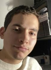 Nicolas, 19, United States of America, New York City