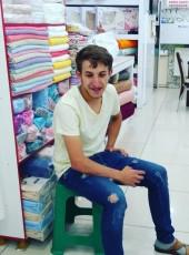 Muhammed, 23, Turkey, Sivas