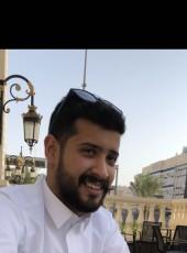 Ibrahim, 30, Saudi Arabia, Mecca