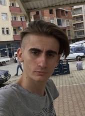nihat akkan, 19, Turkey, Trabzon