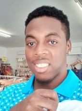 Mackietone , 25, Barbados, Bridgetown