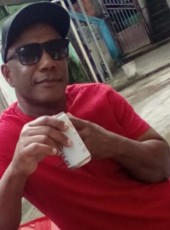 Wanderley Marque, 47, Brazil, Salvador