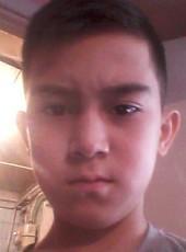 Ali, 18, Kyrgyzstan, Bishkek