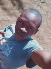 Kennedy nganga, 21, Kenya, Nakuru