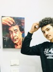 Abdo, 18, Cairo