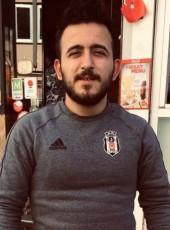 Besim, 24, Turkey, Istanbul