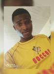 Renaud, 20  , Ouagadougou