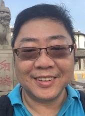 风趣的胖子, 50, China, Beijing