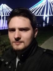German, 21, Russia, Krasnoyarsk