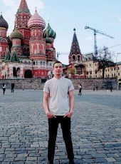 Mukhammad, 21, Russia, Moscow