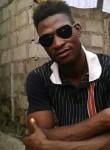 Abgoss, 33, Libreville