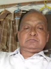 Kamraj gupta, 71, India, Balaghat
