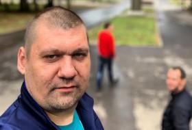 Slavik, 34 - Just Me