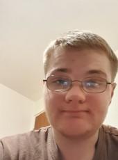 Mark, 20, United Kingdom, Liverpool