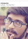 vishal gardas, 25  , Sangareddi