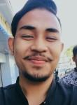 James, 21, Yangon