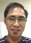 Josefino, 58  , Manila