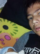 Emir, 18, Mexico, Mexico City
