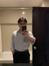 hallu, 37, China, Beijing