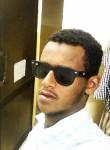 Ibrahim, 23  , Khartoum