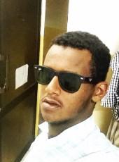 Ibrahim, 23, Sudan, Khartoum