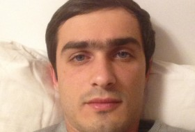 Aleks Gedzhua, 26 - Just Me