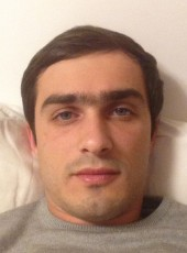Aleks Gedzhua, 26, Russia, Moscow