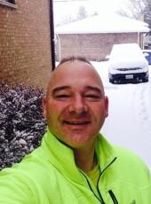 John Hedenski, 54, Nigeria, Lagos