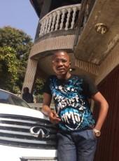 Henry, 36, Sierra Leone, Freetown