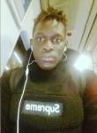 Negro, 20  , Madrid