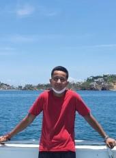 Luis Angel., 18, Mexico, Tesistan