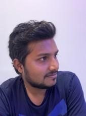 Santosh, 27, India, Kolhapur