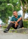 Emmanuel Andrew, 28  , Port Harcourt