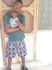 Yao, 18, Ghana, Accra