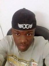 Ismael Traoré, 23, Mali, Bamako