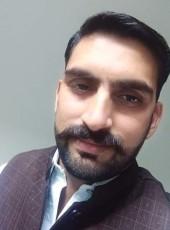 Ali Raza Jarral, 27, Pakistan, Lahore