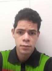 Edson, 23, Brazil, Sao Paulo